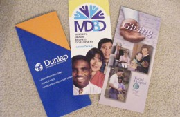Brochures by IPD